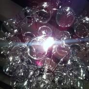 Vino Wine Glass Chandelier 2 Vino Wine Glass Chandelier