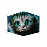 Character Washable Face Masks 2 Cheshire Cat
