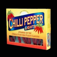 Red Chilli Fairy Lights 3