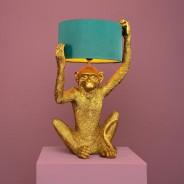 Chimpy Monkey Lamp 1