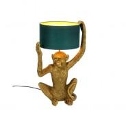 Chimpy Monkey Lamp 2