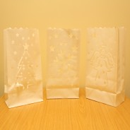 Christmas Candle Bags (3 Pack) 6
