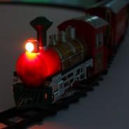 Christmas Train Set 1