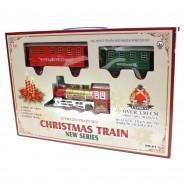 Christmas Train Set 6