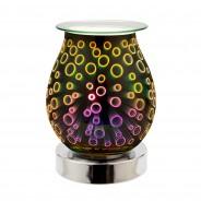 Circles 3D Freestanding Touch Control Oil/Wax Melt Warmer 1