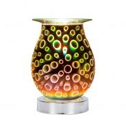 Circles 3D Freestanding Touch Control Oil/Wax Melt Warmer 2