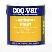 Luminous Glow Paint - 500ml 4 Clear Protective Top Coat