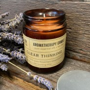 Clear Thinking Aromatherapy Candle 1
