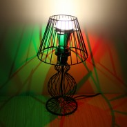 Black Wire Lamp sold separately