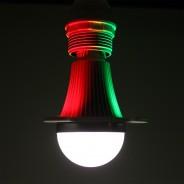 CMYK Colour Shadow Bulb 1