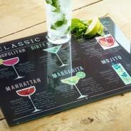 Worktop Saver - Classic Cocktails 1