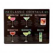 Worktop Saver - Classic Cocktails 2