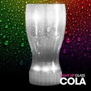 Flashing Cola Glass Wholesale 4