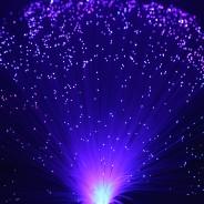 Fibre Optic Colour Change Lamp 5