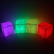 Colour Change Mood Blocks (4 Pack) 2