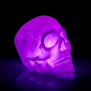 Colour Change Skull Light 5