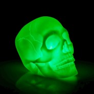 Colour Change Skull Light 3