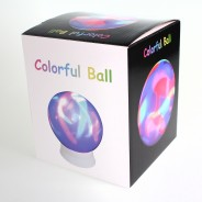 Colour Changing Sphere 6