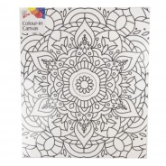 Colour in Canvas (3 pack)  4