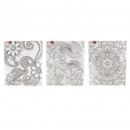 Colour in Canvas (3 pack)  1