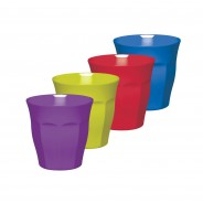 Melamine Tableware by Colourworks 6 Tumblers