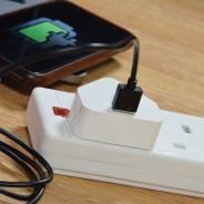 Compact USB Mains Charger 1.0A 2