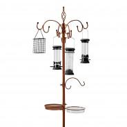 Bronze Complete Bird Feeding Station 2