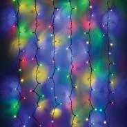 Lyyt Connectable Curtain Lights  6 Multi Coloured