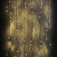 Lyyt Connectable Curtain Lights  7 Warm White