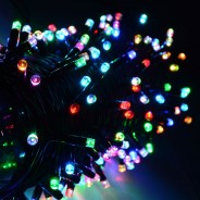 20m Connectable Heavy Duty Colour Scroll String Lights  2