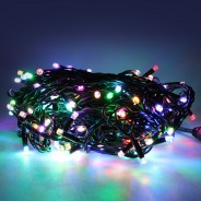 20m Connectable Heavy Duty Colour Scroll String Lights  3