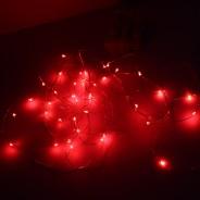 Copper Tone Wire Lights 7