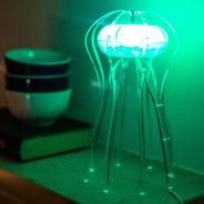 Jellyfish Core of Light Mood Light 2