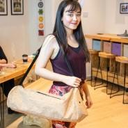 Cork Bag for Yoga Mat 1