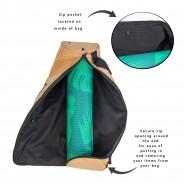 Cork Bag for Yoga Mat 2
