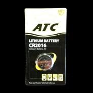CR2016 Battery (5 Pack) 1