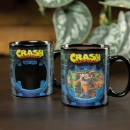 Crash Bandicoot Heat Change Mug 1