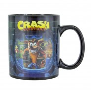 Crash Bandicoot Heat Change Mug 2