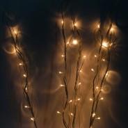 Twig Lights 3 White Twig Lights