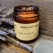Creativity Aromatherapy Candle 1