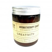 Creativity Aromatherapy Candle 2