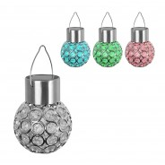 Crystal Colour Changing Solar Light 5