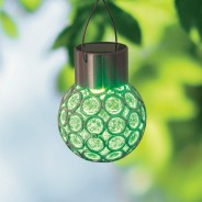 Crystal Colour Changing Solar Light 2