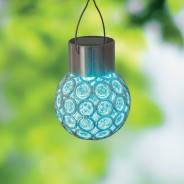 Crystal Colour Changing Solar Light 4