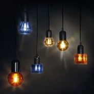 Seletti Real Crystal LED Light Bulbs 2