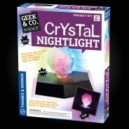 Geek & Co Crystal Night Light 5