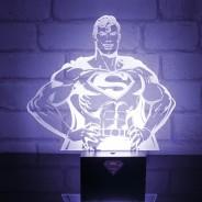 DC Comics Superman Hero Light 1