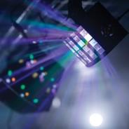 Derby9 LED Disco Light 2