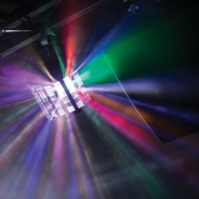 Derby9 LED Disco Light 1