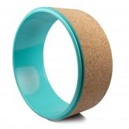 Eco Cork Yoga Wheel 7